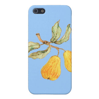 Pretty Pear Pair iPhone SE/5/5s Case