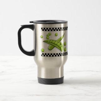Pretty Peas Travel Mug