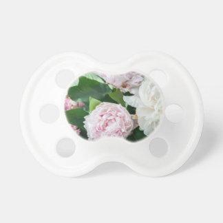 Pretty Peonies Pastel Bouquet Pacifier