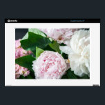 "Pretty Peonies Pastel Bouquet Skins For Laptops<br><div class=""desc"">Pretty Peonies in pastel arrange in a bouquet. Perfect for special occasions or spring time weddings.</div>"