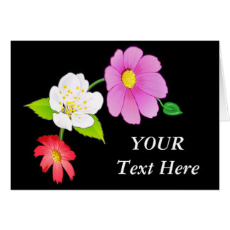 Pretty Personalized Note Cards for Women