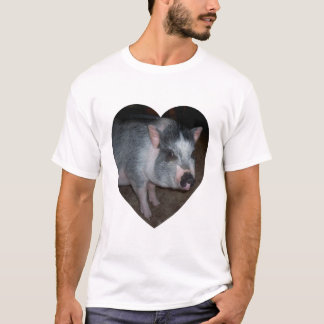 pretty piggie for Ali T-Shirt