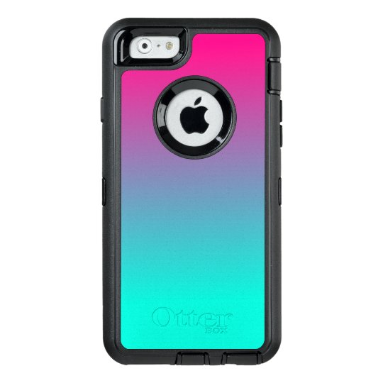 the latest f6e52 d3283 Pretty Pink and blue cotton candy OtterBox iPhone Case