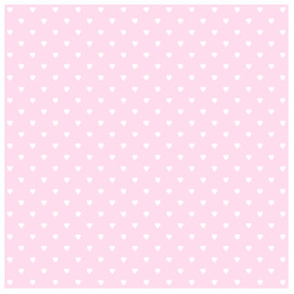 Pretty pink and white love heart pattern. photo cutouts
