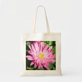 Pretty Pink Aster Bag