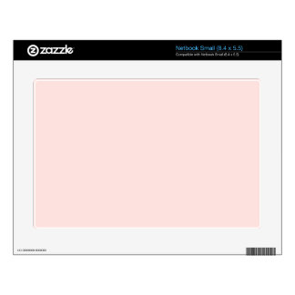 Pretty Pink Baby Pink Decals For Small Netbooks