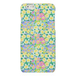Pretty Pink, Blue, Yellow Primroses iPhone 6 Case