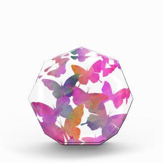 Pretty Pink Butterflies Award