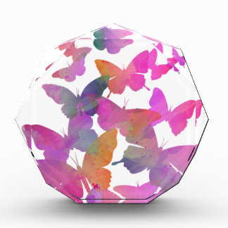Pretty Pink Butterflies Award