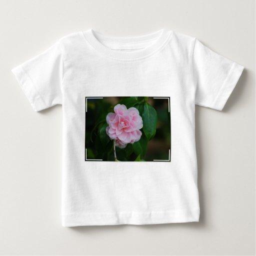 Pretty Pink Camelia T Shirts
