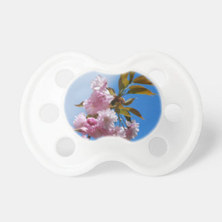 Pretty Pink Cherry Tree Pacifier