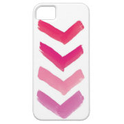 Pretty Pink Chevrons iPhone Case iPhone 5 Cases