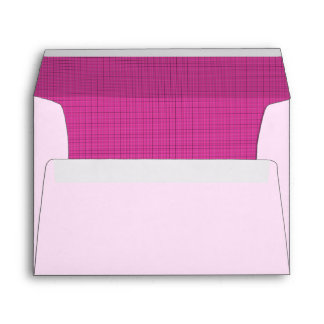 Pretty Pink Envelopes