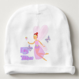 Pretty Pink Fairy Wishes Baby Girl Outfit Baby Beanie