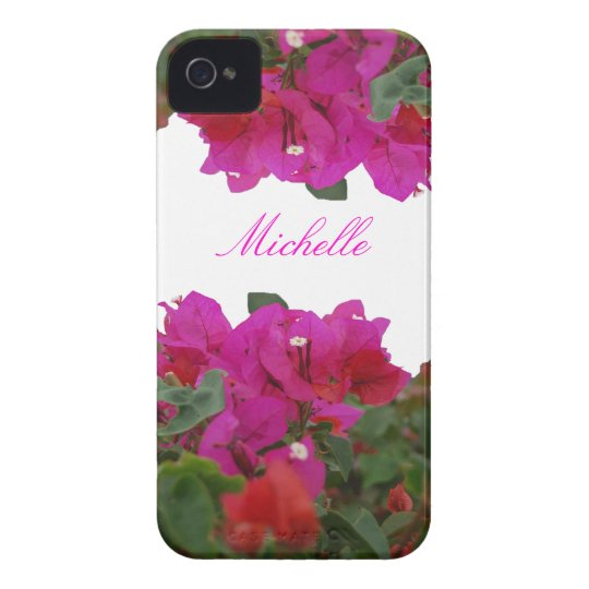 Pretty Pink Flowers Case-Mate Case