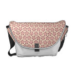 Pretty Pink Flowers Commuter Bags