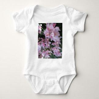 Pretty Pink Flowers - Longwood Gardens, PA Baby Bodysuit