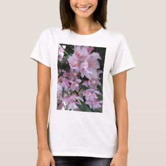 Pretty Pink Flowers Longwood Gardens, PA T-Shirt