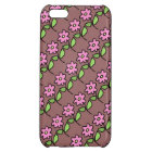pretty pink flowers pattern iPhone 5C cover