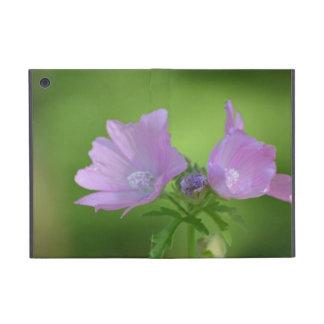 Pretty Pink Geraniums iPad Mini Cases