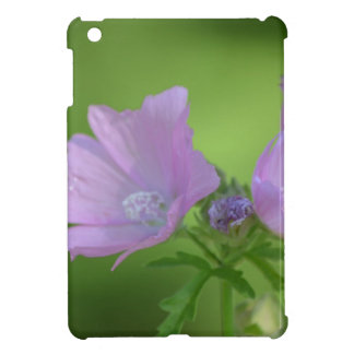 Pretty Pink Geraniums Cover For The iPad Mini