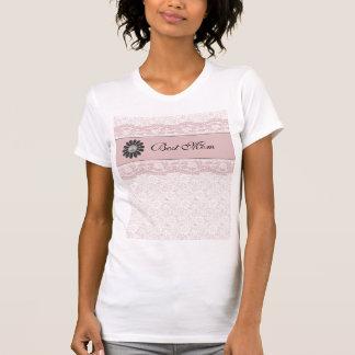 Pretty Pink Lace T-Shirt