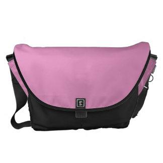 Pretty Pink Messenger Bag