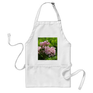 Pretty Pink Mountain Laurel Flowers Adult Apron