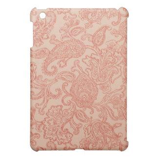 Pretty Pink Paisley iPad Case