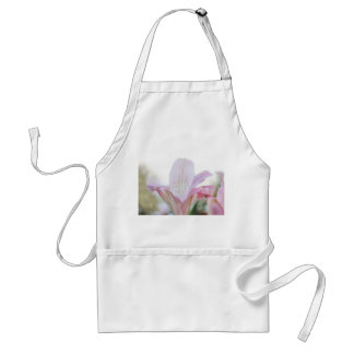 Pretty Pink Pastel Flower Aprons