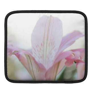 Pretty Pink Pastel Flower Sleeves For iPads