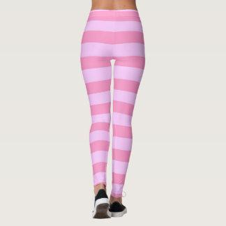 pretty pink pastels leggings