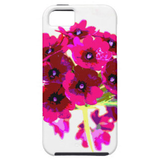 Pretty Pink Posies iPhone SE/5/5s Case