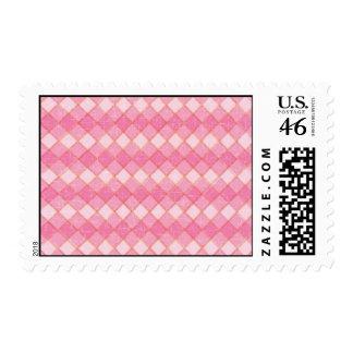 pretty pink postage