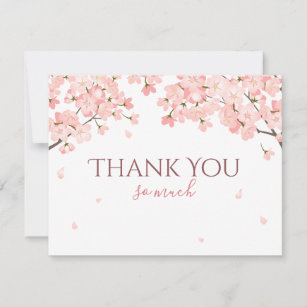 Japanese Thank You Cards Zazzle