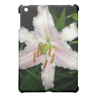 Pretty Pink Stargazer Lily Case For The iPad Mini