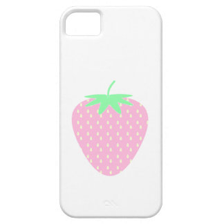 Pretty Pink Strawberry. iPhone SE/5/5s Case