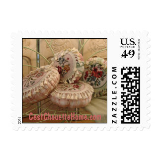 Pretty Pink Tuffets Stamp