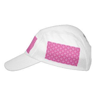 Pretty Pink Valentine Hearts Hat