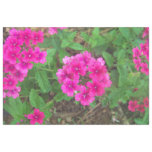 Pretty pink verbena flowers floral photo tissue paper