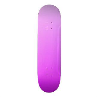 Pretty Pink Wash Skateboard Deck