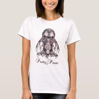 Pretty Pirate T-Shirt