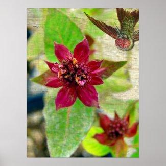 Pretty Plant 2 print