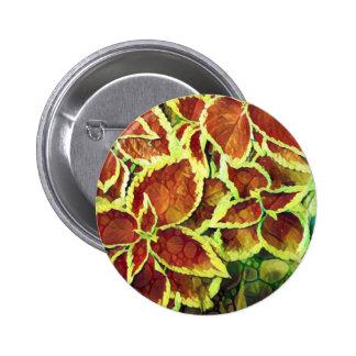 Pretty Plant Button