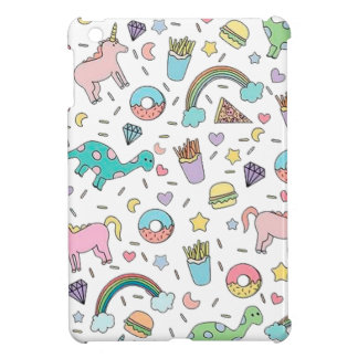 Pretty Please With Sprinkles On Top iPad Mini Cover