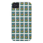 Pretty Poland Stamp Phone Cover iPhone 4 Cover