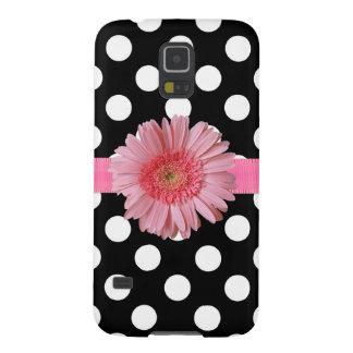 Pretty Polka Dot Samsung Nexus Phone Case Galaxy S5 Cases