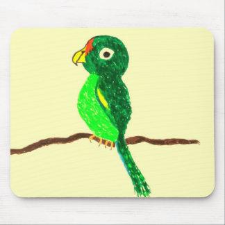 'Pretty Polly' Mousepad