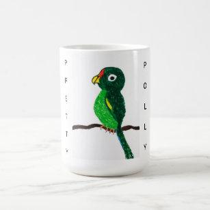 'Pretty Polly'  Mug