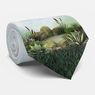 Pretty Pond Tie